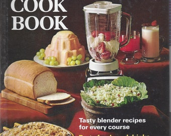 Better Homes and Gardens: Blender Cook Book (Hardcover)