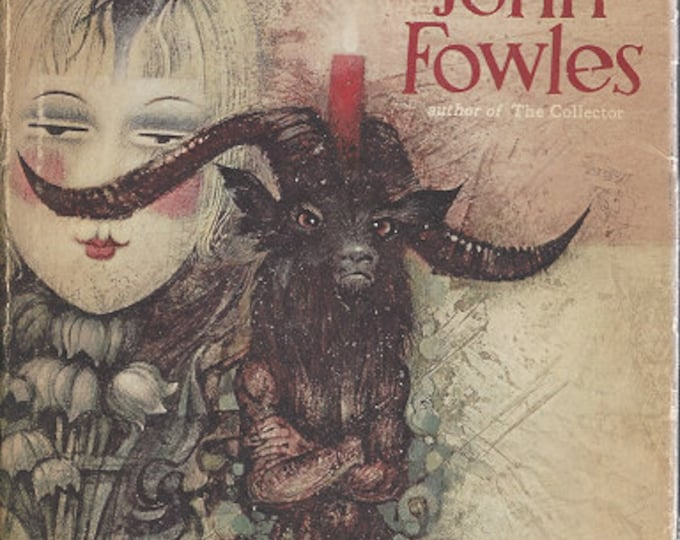 The Magus by John Fowles 1965 1st Edition