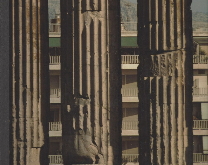TIME-LIFE: The Great Cities; Athens by William Wyatt Davenport  (1978)