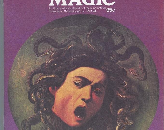 Man, Myth and Magic Part 44 Magazine by Richard Cavendish 1970
