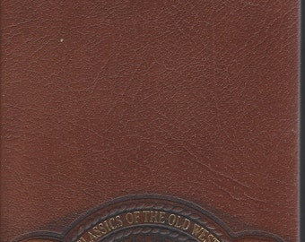 TIME-LIFE: Classics of the Old West-Mountains and Molehills by Frank Marryat (Leather)