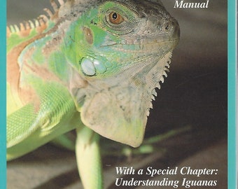 Iguanas; A Complete Pet Owner's Manual  by R.D. Bartlett and Patricia P. Bartlett  (1995)  Barrons