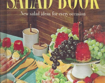 Better Homes and Gardens: Salad Book (Hardcover)