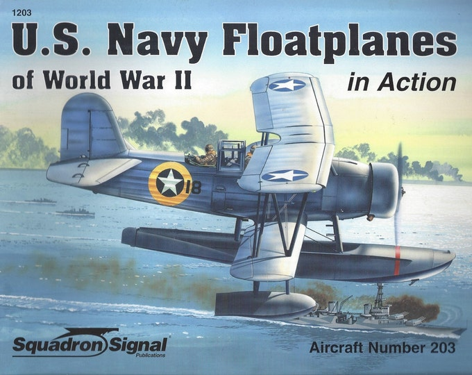 Float Planes of World War II-In Action- Aircraft N0 203  (Paperback)