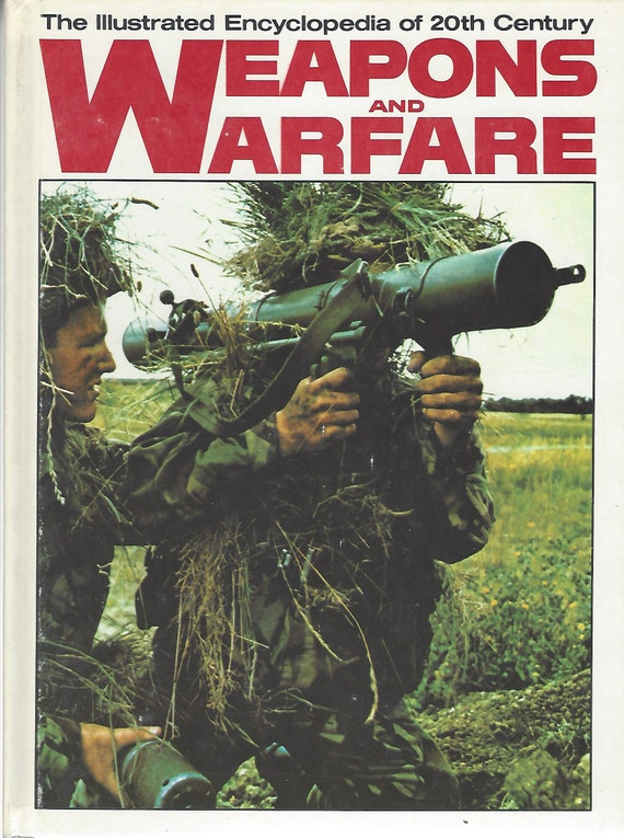 The Illustrated Encyclopedia of 20th Century:  Weapons and Warfare; Volume 5 BRESLAU/CENTURION   (1978)