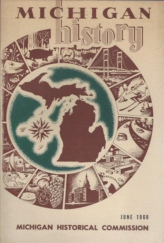 Michigan History June 1960 Volume 44 No. 2