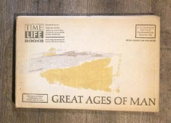 Time-Life: GREAT AGES of MAN-Age of Exploration (sealed Box)
