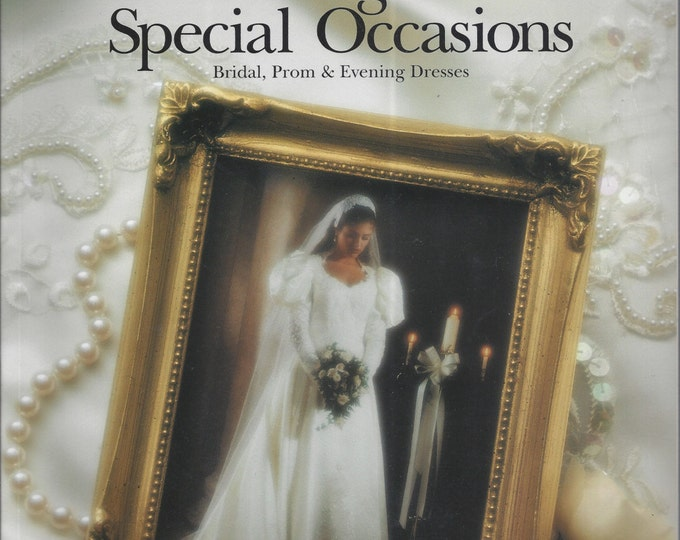 Sewing for Special Occasions: Bridal, Prom & Evening Dresses (Singer Sewing Reference Library) (Paperback) 1994