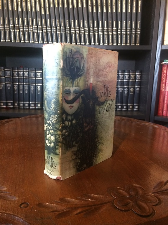 The Magus by John Fowles 1967 1st Edition (World Books Edition)