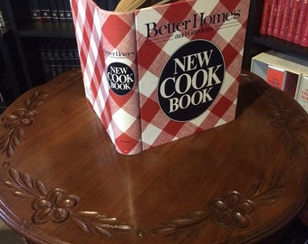 Better Homes and Gardens NEW COOK BOOK 5 Ring Binder 1985