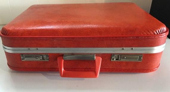 Vintage JC Penny Suitcase
