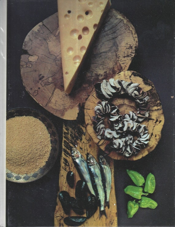 Time-Life Foods of the World: Quintet of Cuisines (HC)