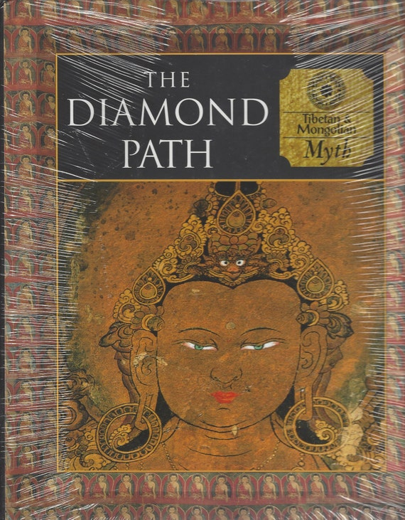 Time-Life: (TIBETAN & MONGOLIAN) Myth and Mankind-The Diamond Path (SEALED)