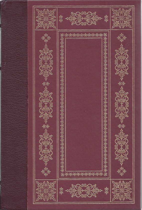 Johann Wolfgang Von Gothe by Foust Leather Bound (NEAR MINT)