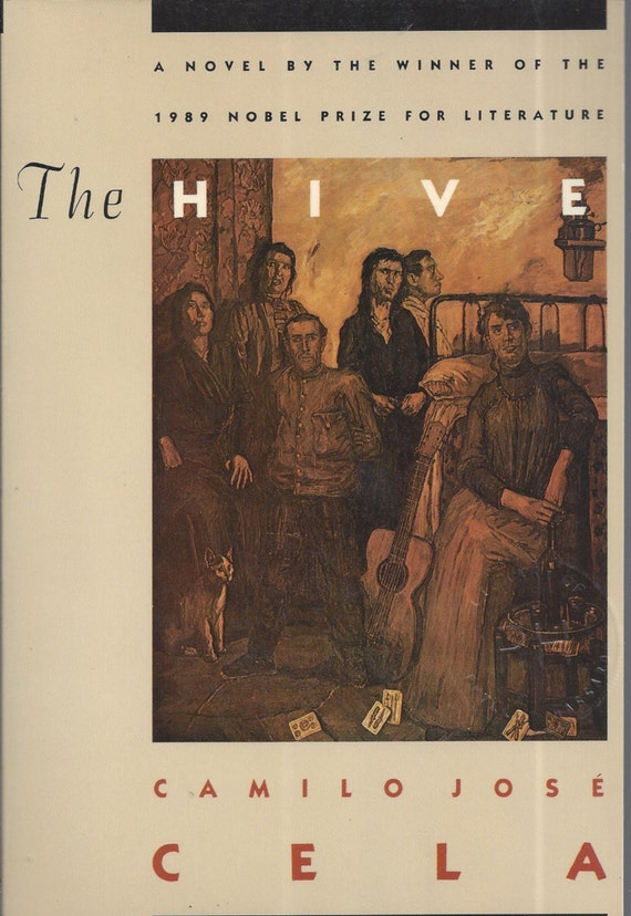 The Hive by Camilo Jose Cela