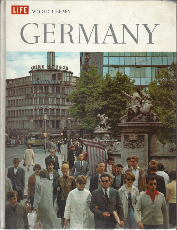 TIME LIFE: World Library; Germany by Terence Prittie (1961)