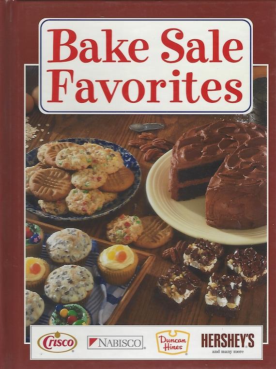 Bake Sale Favorites by Publications International Hardcover  (1997)