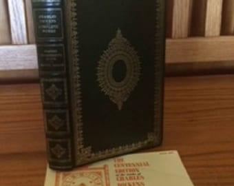Master Humphrey's Clock and The Mystery of Edwin Drood  by Charles Dickens 2 Story's in one Volume