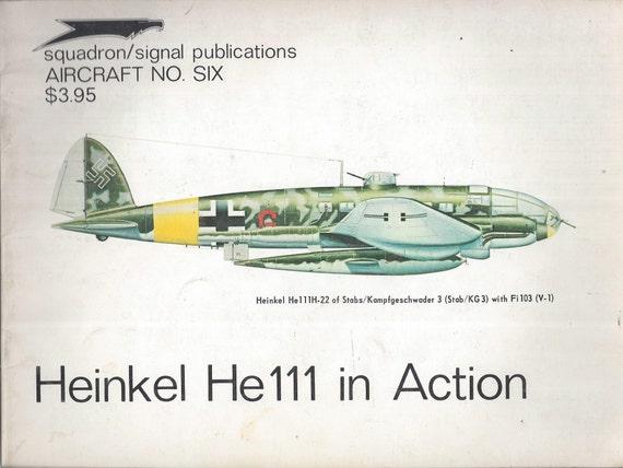 Heinkel He 111 in Action 1973