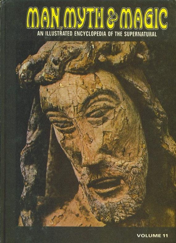 Man, Myth and Magic Volume 11 IMP TO KALI by Richard Cavendish 1970