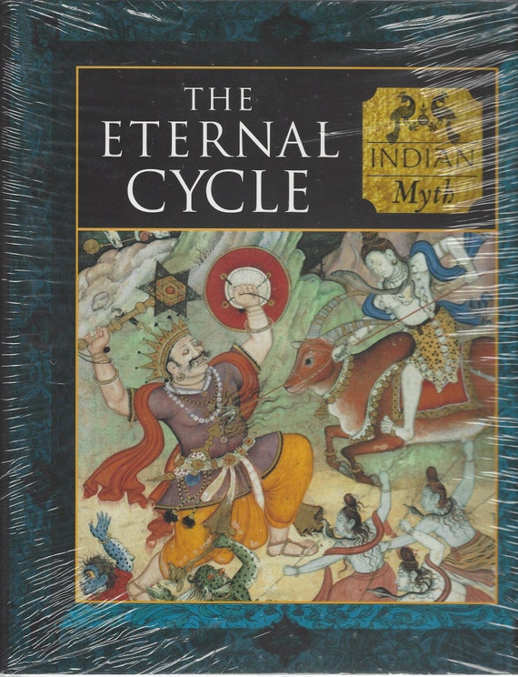 Time-Life: (INDIAN) Myth and Mankind-The Eternal Cycle (SEALED)