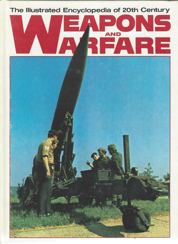 The Illustrated Encyclopedia of 20th Century:  Weapons and Warfare; Volume 16 Krom/LVT   (1978)