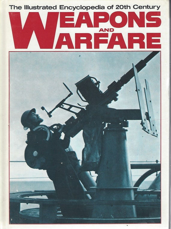 The Illustrated Encyclopedia of 20th Century:  Weapons and Warfare; Volume 19 Norg/P.L. 15  (1978)