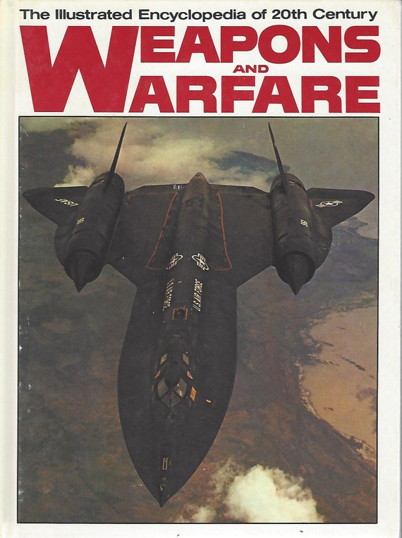 The Illustrated Encyclopedia of 20th Century:  Weapons and Warfare; Volume 4 Berthier/Bren   (1978)