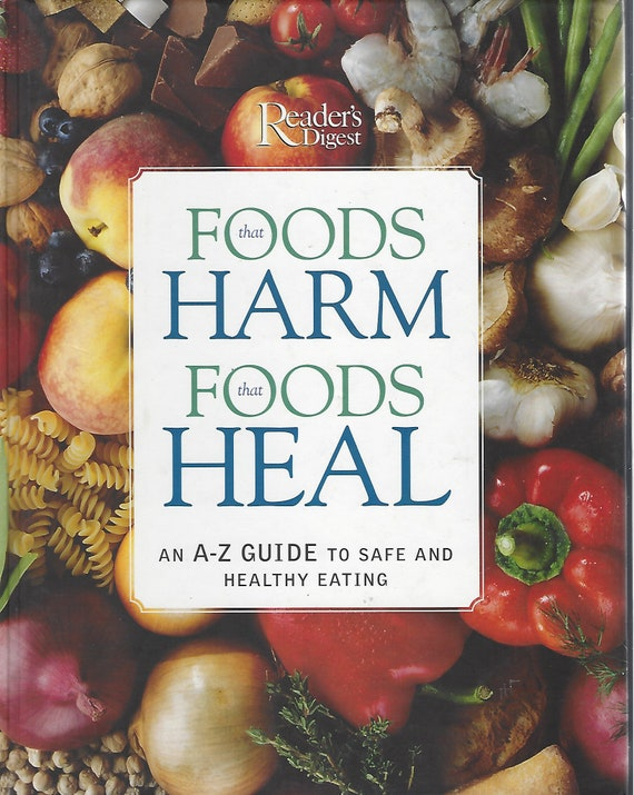 Reader's Digest Foods That Harm  Foods that Heal   (Hardcover)