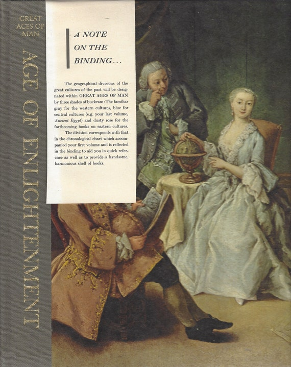Time-Life: GREAT AGES of MAN-Age of Enlightenment