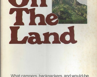 Living Off the Land by Gary Brandner (Hardcover)