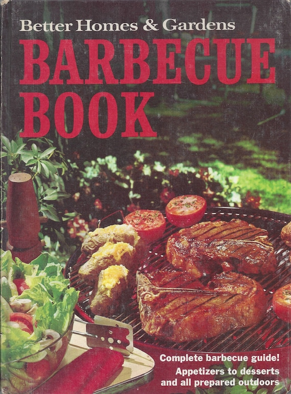 Better Homes and Gardens: Barbecue Book (Hardcover)