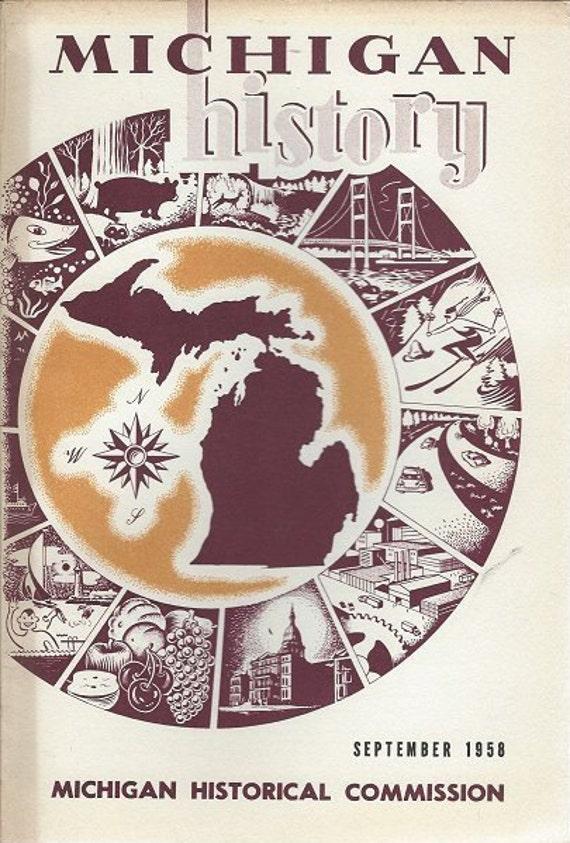 Michigan History September 1958 Volume 42 No. 3