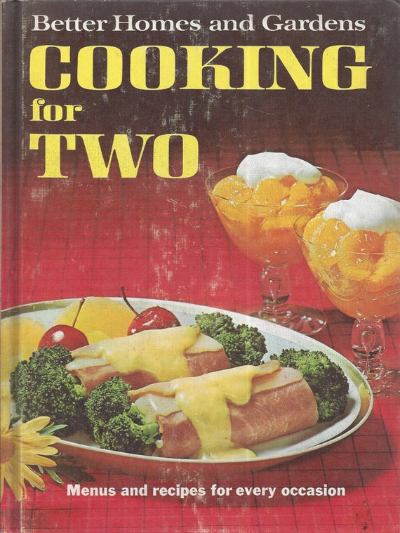 Better Homes and Gardens: Cooking for Two Cook Book (Hardcover)