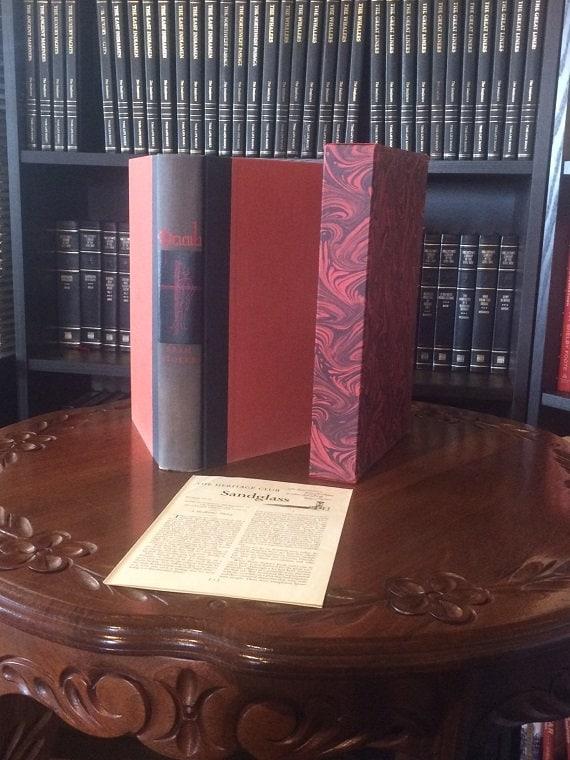 HERITAGE PRESS: Dracula by Bram Stoker Hardcover 1965