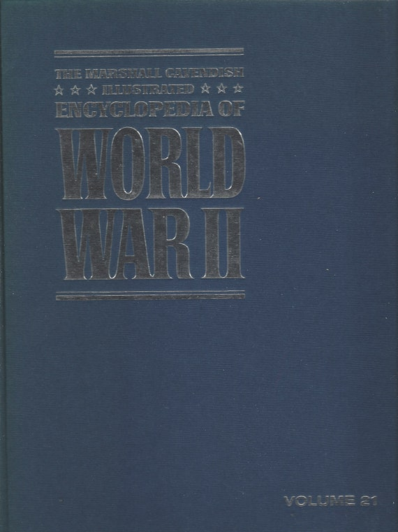 The Marshal Cavendish Illustrated Encyclopedia of World War II (Volume 20)  Return to The Philippines  (1972)