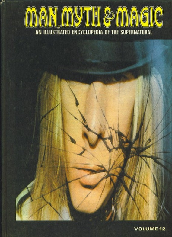 Man, Myth and Magic Volume 12 KAMIKAZE-MAGPIE & ROOK by Richard Cavendish 1970