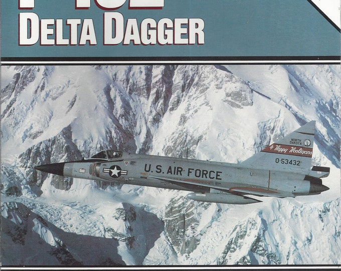 D & S Vol. 35 : F-102 Delta Dagger - ADC's First Supersonic Interceptor (Paperback)