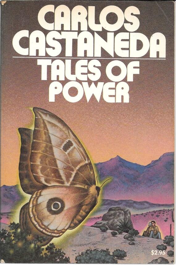 Tales of Power by Carlos Castaneda 1974 (Paperback)