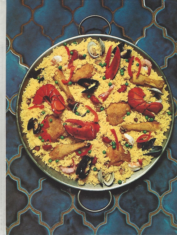 Time-Life Foods of the World: Cooking of Spain and Portugal  HARDCOVER