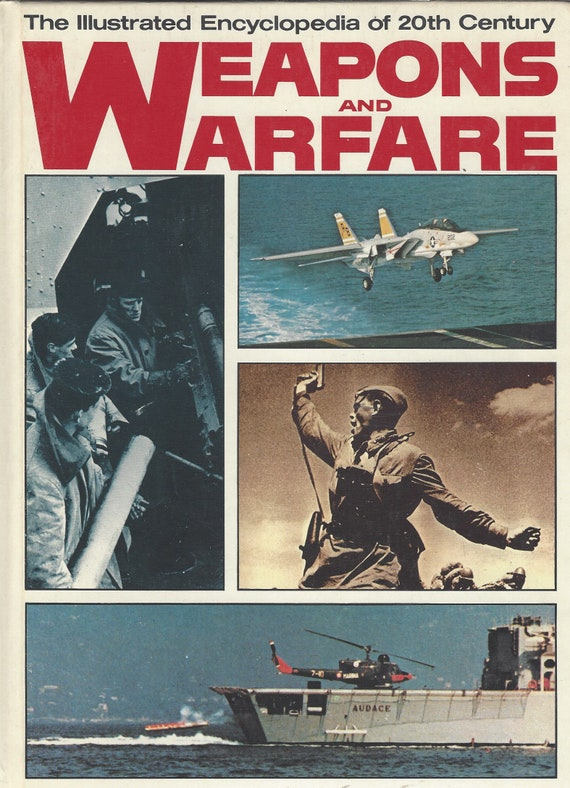 The Illustrated Encyclopedia of 20th Century:  Weapons and Warfare; Volume 24 Vim/Zulu    (1978)