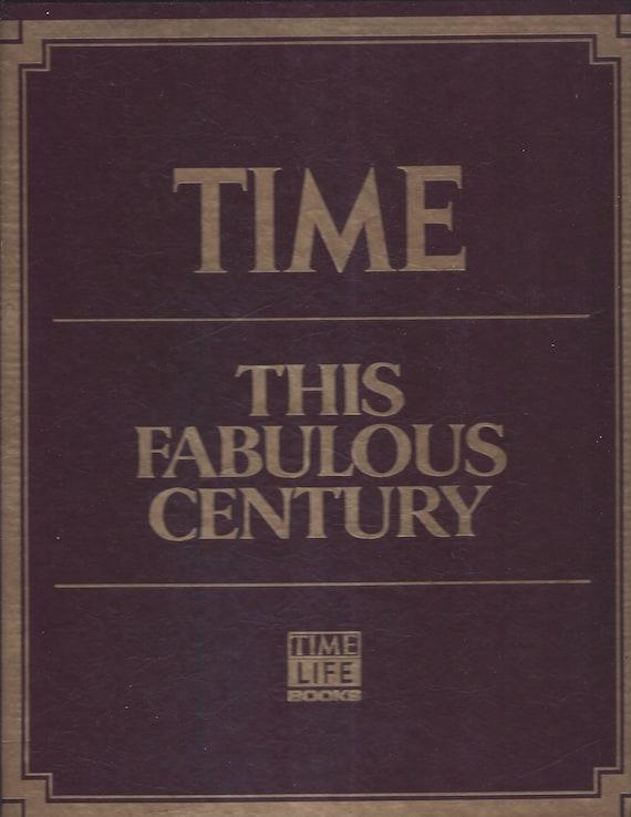 Time-Life: This Fabulous Century 1920-1970 5 Book Set