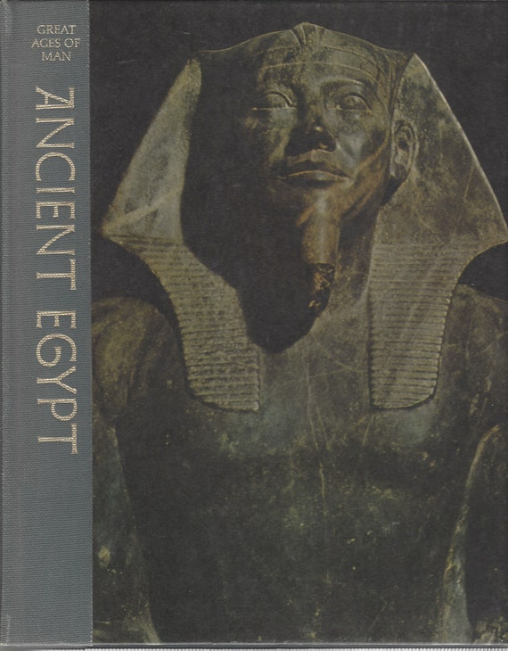 Time-Life: GREAT AGES of MAN-Ancient Egypt