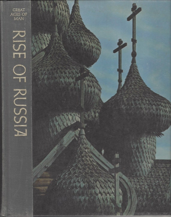 Time-Life: GREAT AGES of MAN-Rise of Russia