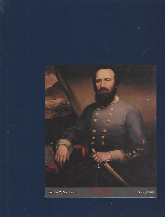 The Quarterly Journal of Military History:  Spring   1990    Volume 2;   Number 3