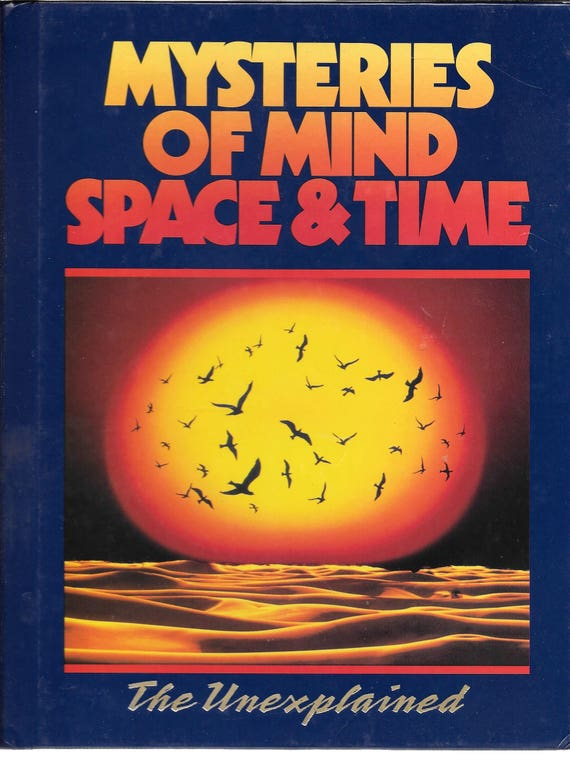 Mysteries of Mind Space & Time Vol. 4