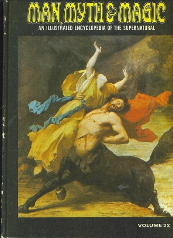 Man, Myth and Magic Volume 22 VIRGO TO ZOMBIES... by Richard Cavendish 1970