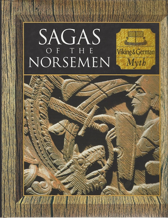 Time-Life: (VIKING & GERMAN) Myth and Mankind-Sagas of the Norsemen