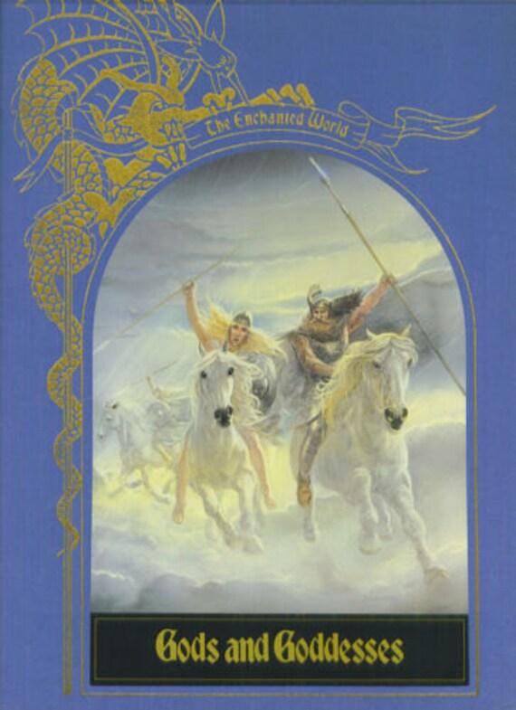 TIME-LIFE The Enchanted World: Gods and Goddesses