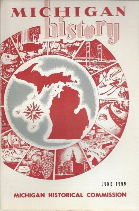 Michigan History June 1959 Volume 43 No. 2